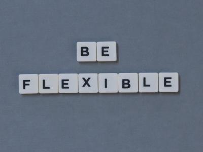be flexible2