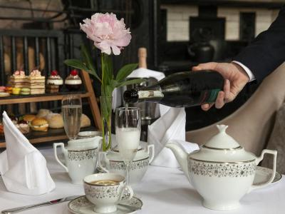 Afternoon tea images for Christmas vouchers
