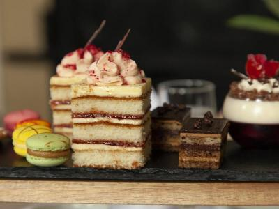 Weekday afternoon tea for Christmas vouchers