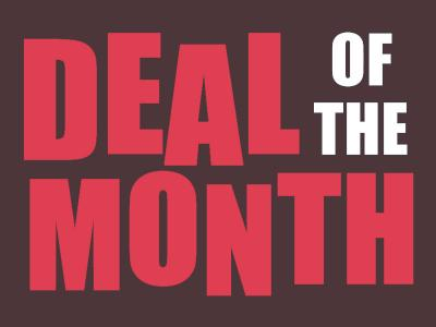 mph deal of month