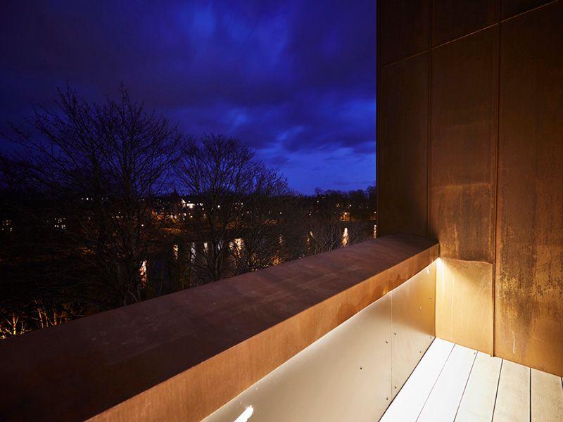 Loft Balcony View