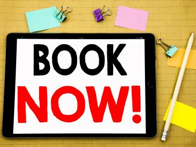 book now 5