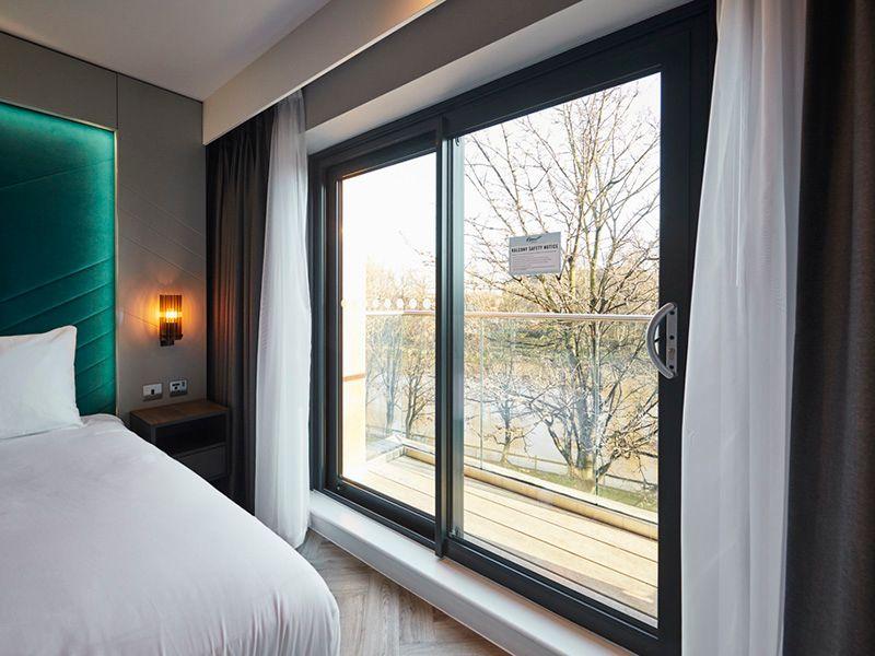 Smart Balcony River View