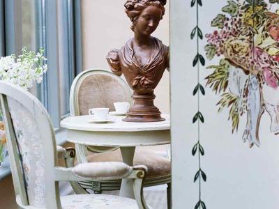 Victorian Treatment Rooms - Tea