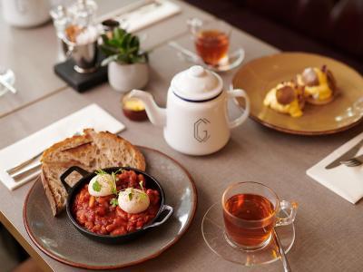 Grand Cafe Breakfast