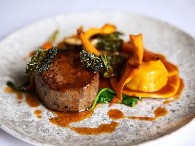 Dining - Hintlesham Hall Hotel