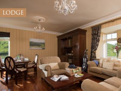 Trad Lodge Living