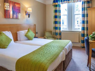 Durley Dean New Double Room