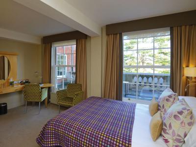 The Lensbury - Standard Double Room