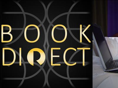 Book Direct 5% off