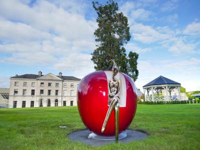 Farnham House with Apple