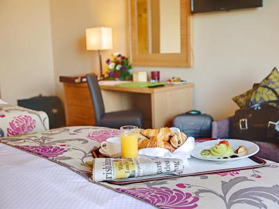 Premier Room Breakfast Tray