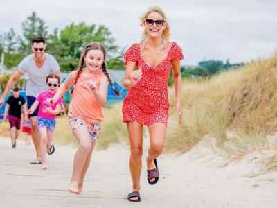 Summer Family Fun at the Beach