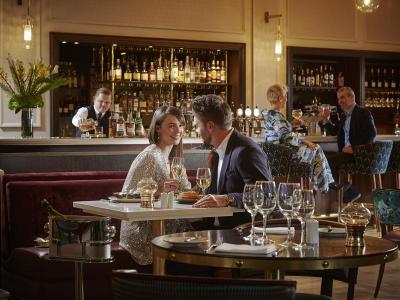 Feb 2020 Gaslight Brasserie Couple