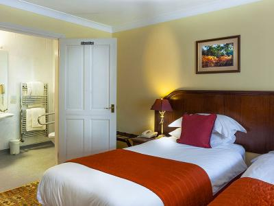 grasemere accessible twin room