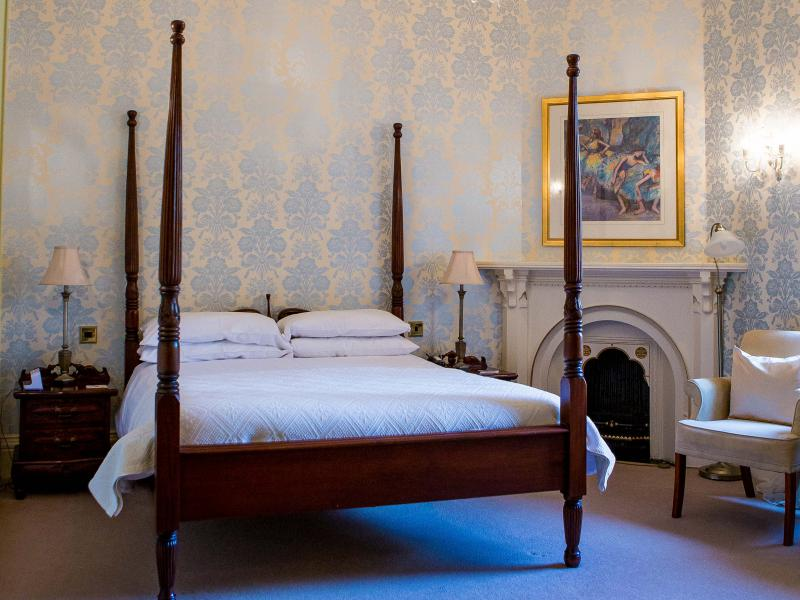 Executive Four Poster Bedroom 2