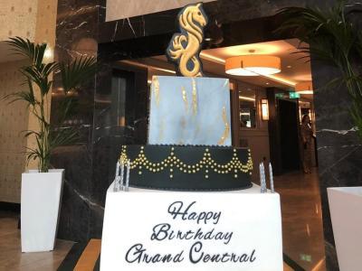 Grand Central Birthday