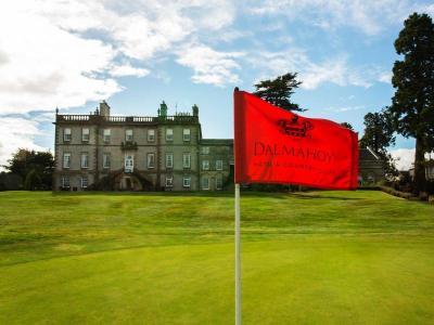 Golf at the Dalmahoy Hotel, Edinburgh