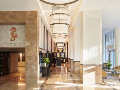 Grand Central Lobby