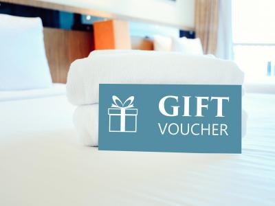 Gift Voucher Hotel Bed 3