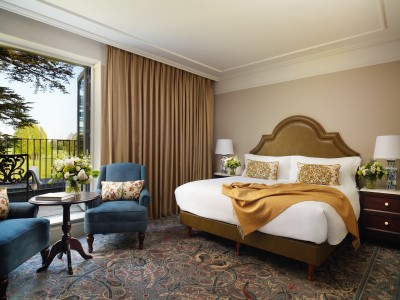 Carton House Superior Balcony King Guest Room