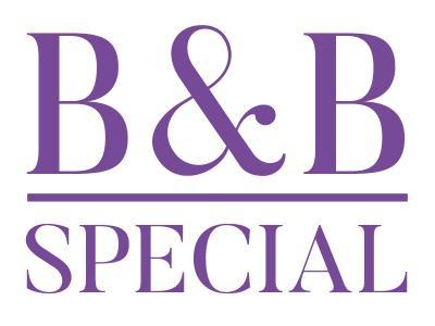 B&B Sale
