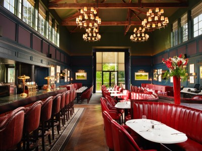 The Carriage House at Carton House dining 2