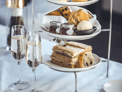 Champagne Afternoon Tea 2019