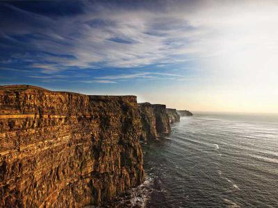 Wild Atlantic Way Cliffs of Moher
