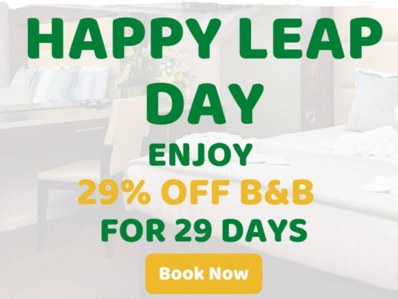 Leap Day Offer 2020