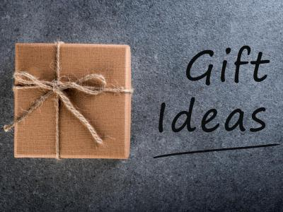 Gift Ideas paper wrapping