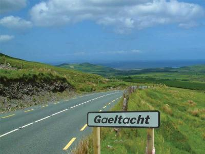 gaeltacht sign