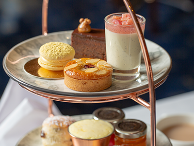 Voucher - Spa & Champagne Afternoon Tea
