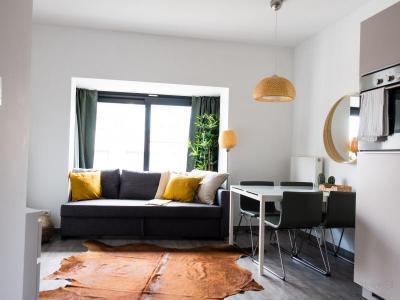 Kribbestraat Living Room 01