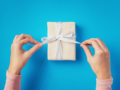 Monetary gift voucher