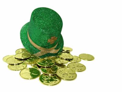 Paddy's  Day Hat