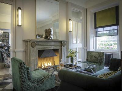 Lobby Fireplace 2019