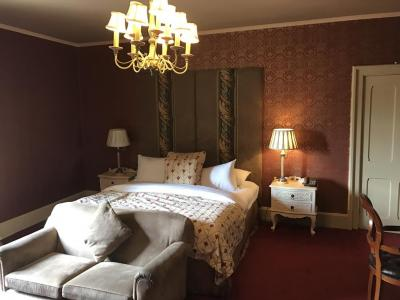 Deluxe Room at Ruthin Castle Hotel
