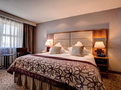 Europa Hotel Bedroom 2