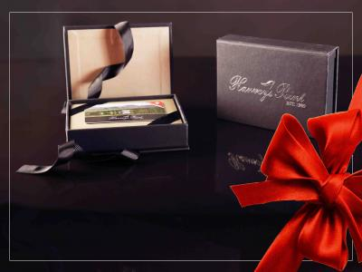 Gift Card Boxed
