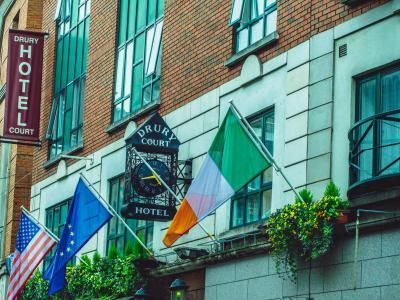 Drury Court Hotel Front-4