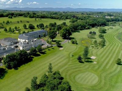 Golf Aerial