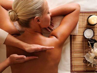 Lady Having Massage 2