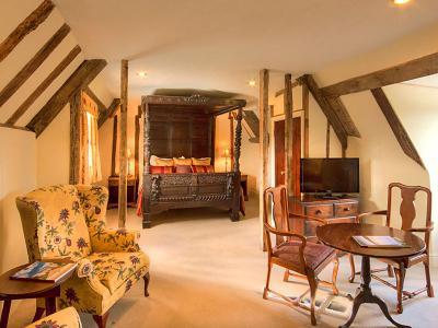 Hintlesham Hall Hotel - Superior Room